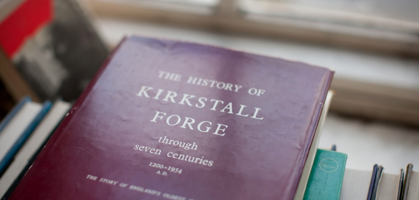 Book of the History of Kirkstall Forge 1200-1954