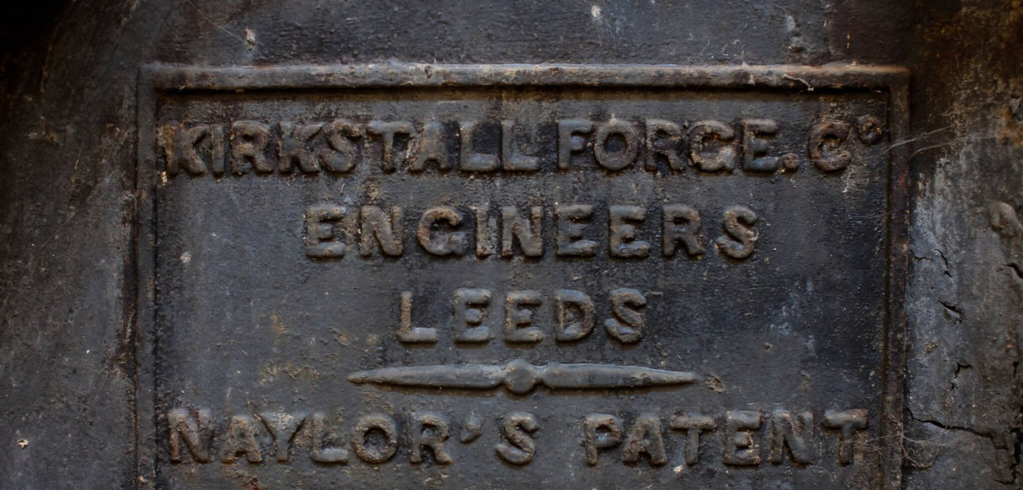Kirkstall Forge Engineers sign