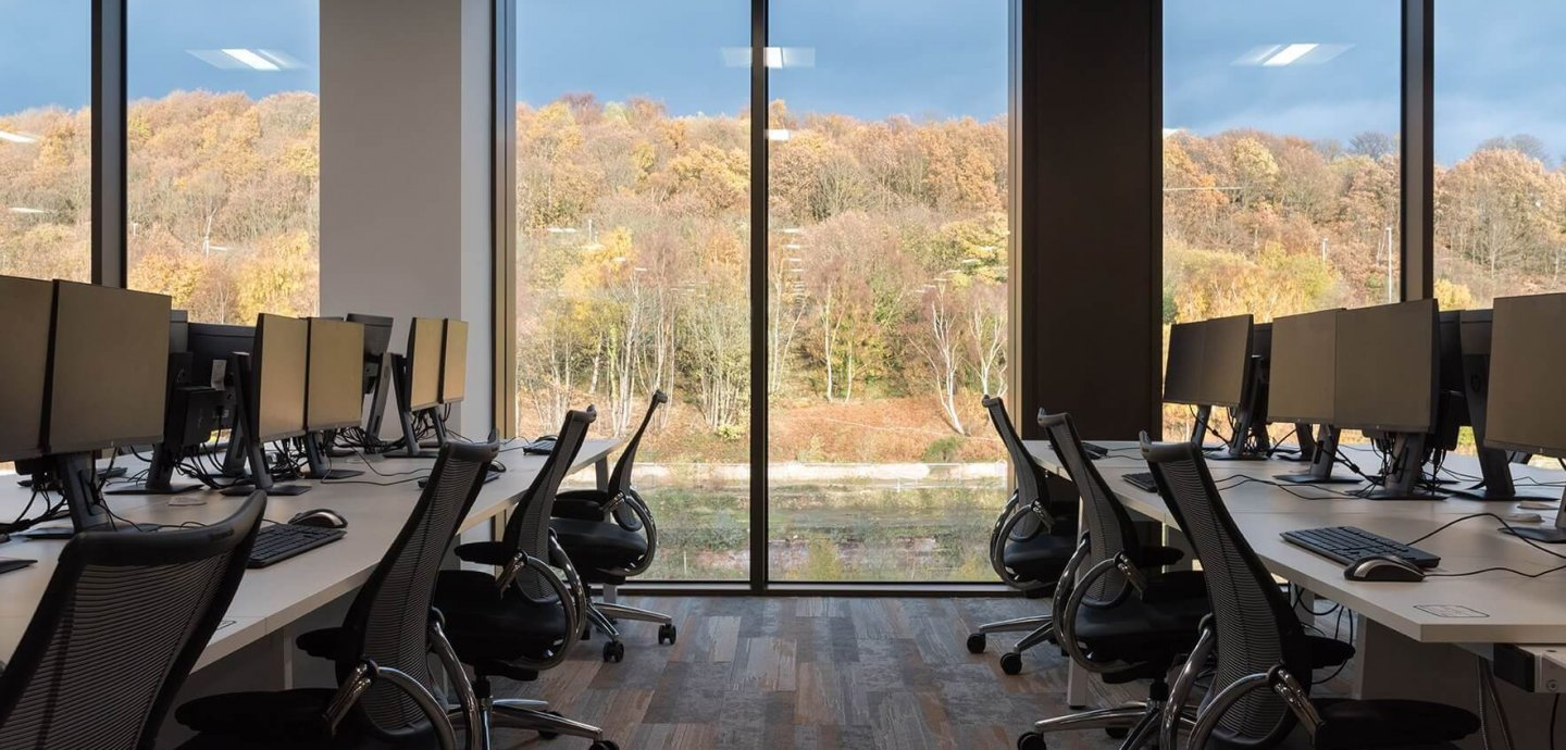 Office Space at Kirkstall Forge