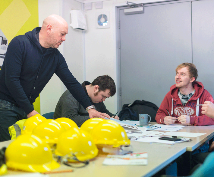 Employability Skills Course at Forging Futures Campus