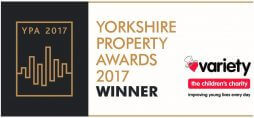 Yorkshire Property Awards Winners Logo 2017