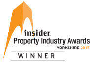 Yorkshire Property Awards 2017 Winner